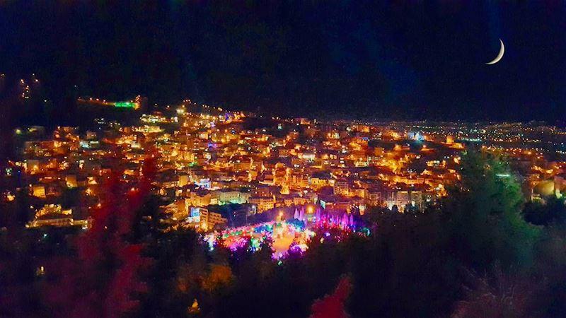 And here's MyZahle دار السلام ... ❤ (Zahlé, Lebanon)