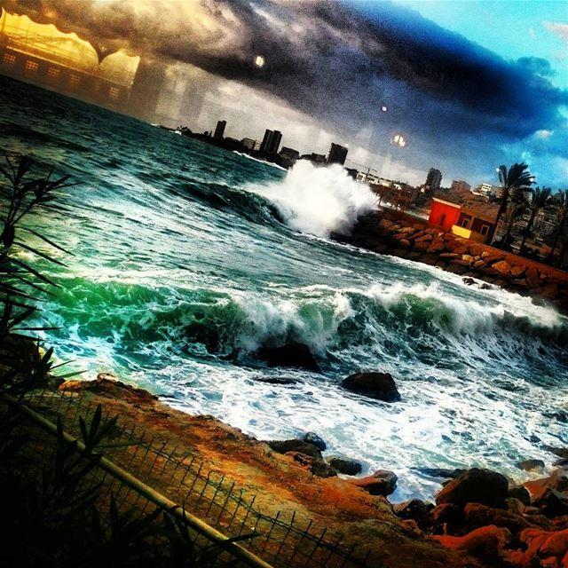 photo fadiaounphotography waves photoinsta ...