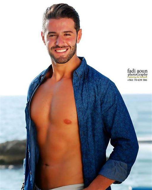 photo fadiaounphotography model @kevenmartine handsome mrlebanon ...