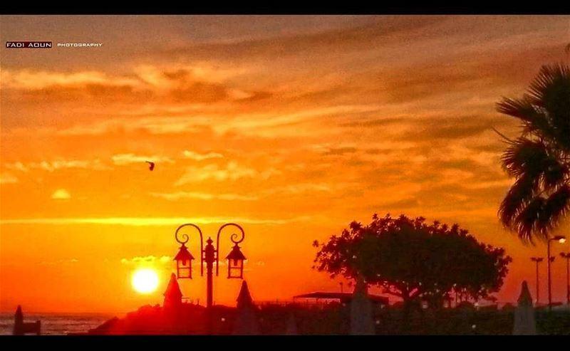 photo fadiaounphotography sunset sun photography photoinsta ...