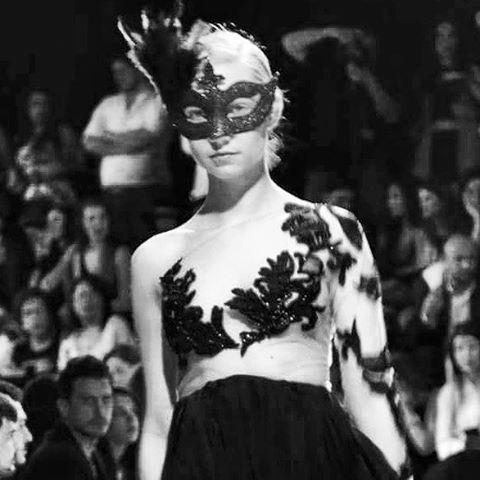 photo fadiaoun @faaoun model fashion show lebanon beirut ...