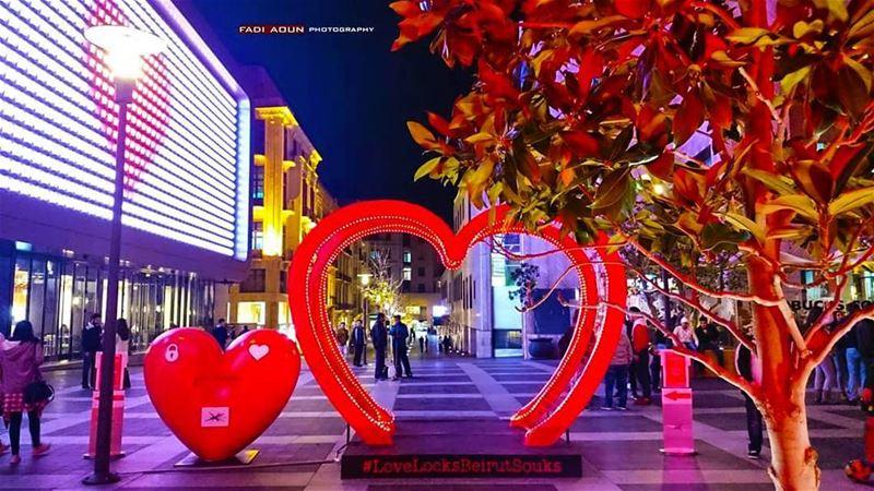 photo fadiaoun @faaoun valentine love heart beirut beirutsouks ...