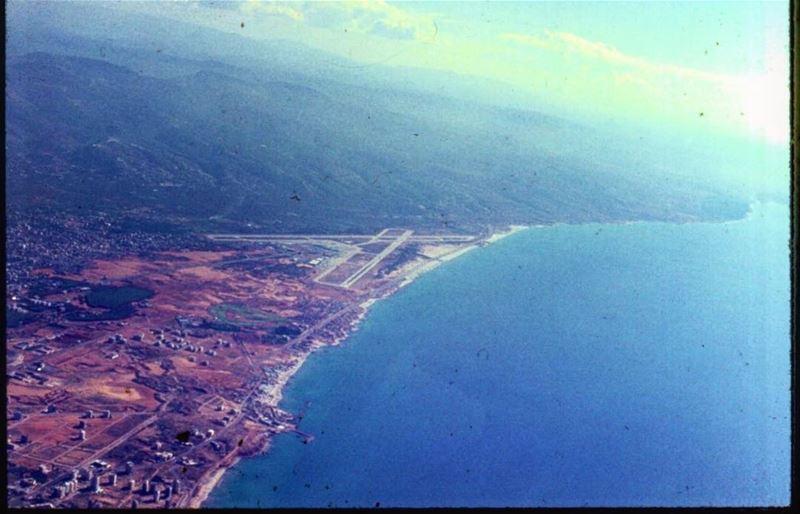 Beirut International Airport - 1966