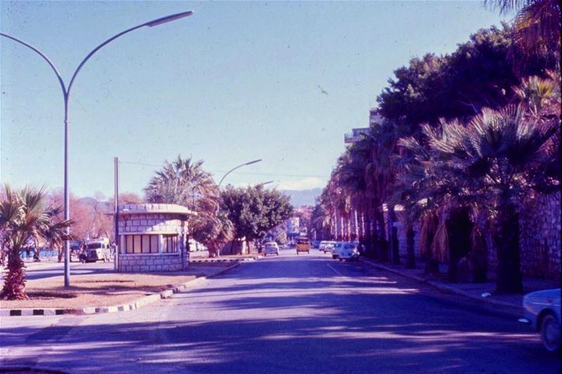 Beirut Al Manara - 1966