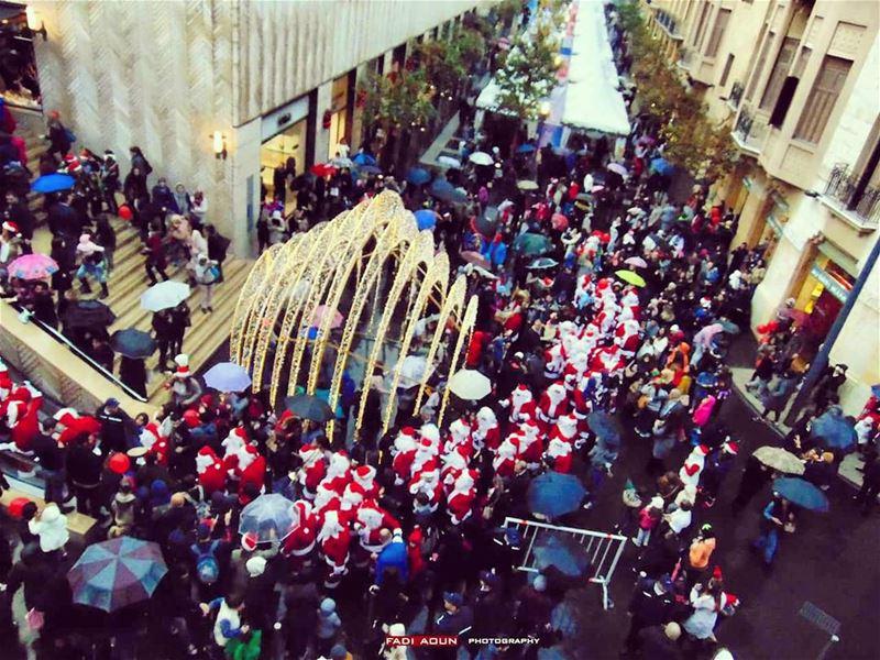 photo fadiaoun @faaoun Santa's people beirut Santa lebanon ...