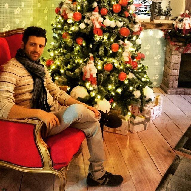 photo me Christmas tree indoor photoinsta photoday lebanon ...
