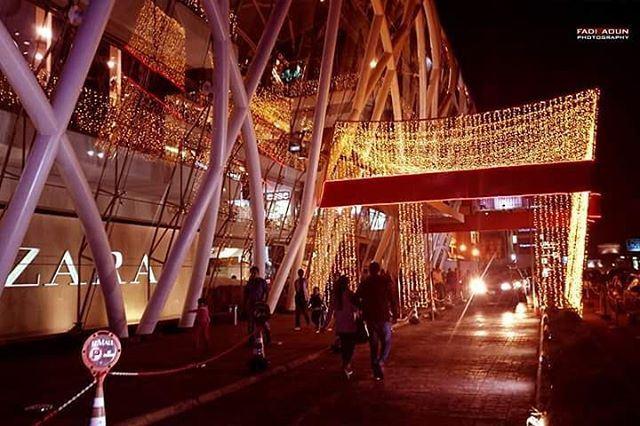 photo fadiaoun @faaoun Christmas lights lebanon season ...