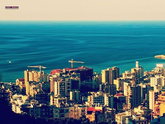 photo fadiaoun @faaoun beirut lebanon sea seascape lebanon ...