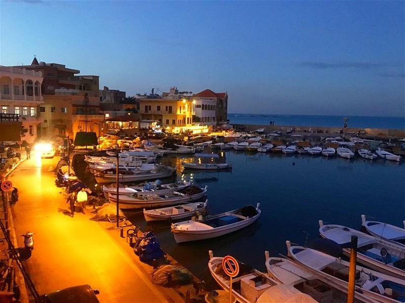 ♥️⚓️♥️ J heaven paradise lebanon lebanon_hdr lebanonshots ... (Tyre Fishermen Port.)