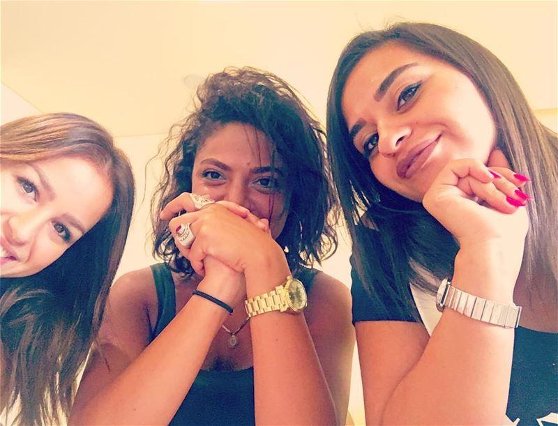 Focused ladies at work 🖊 livelovelebanon lebanon work meeting ... (Lancaster Plaza)