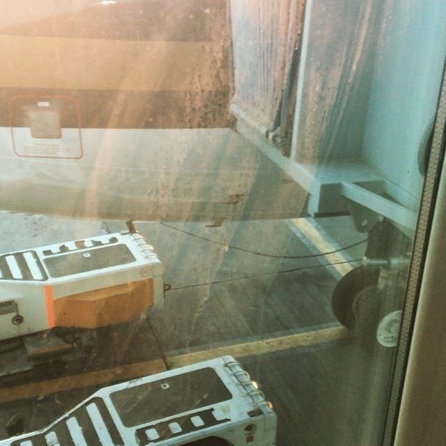 Getting ready to fly back home ❣🌲❣ Jordan royaljordanian lebanon ... (مطار الملكه علياء المملكه الاردنيه الهاشميه)