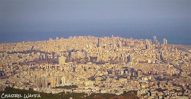 Good morning 🌞 Beirut, the city of the sun ☀️ Beirut ilovebeirut ... (Beirut, Lebanon)