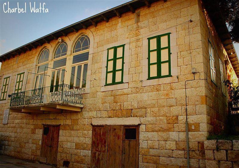 Another beautiful house of Douma Lebanon construction authentic ...