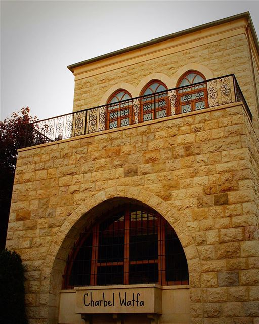 Houses of Lebanon traditional iconic cultural identity Lebanese ...