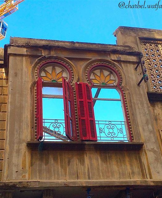 Old Houses of Lebanon maison منزل บ้าน خانه տուն 房子 talo Haus σ (Mar Mikhael, Beirut)