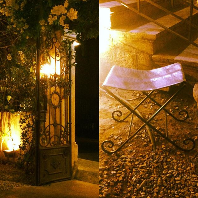 Old style at thehangout Gemmayze Beirut Lebanon wrought iron ...