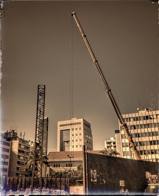 sodeco  sodecosquare  achrafieh  beirut  lebanon  construction ... (Sodeco Square Center)