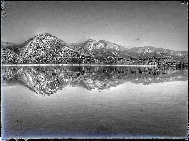 niha chouf mountlebanon lebanon lake lakeview mountains ... (Niha - Al Shouf)