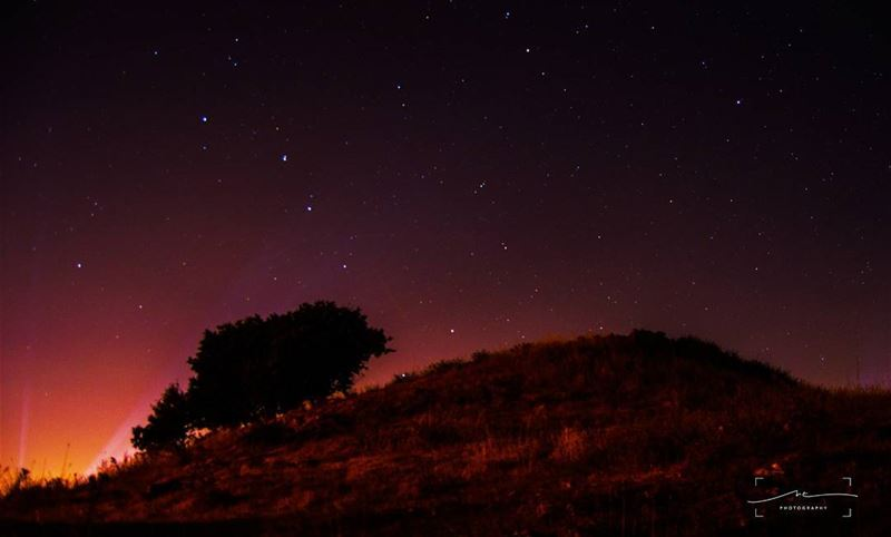 Admiration 🌌 (Baskinta, Lebanon)