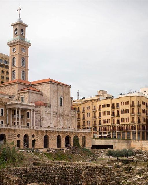 """O Papa João Paulo II disse certa vez: """"O Líbano é mais que um país, é uma... (Forgiveness Garden)"""