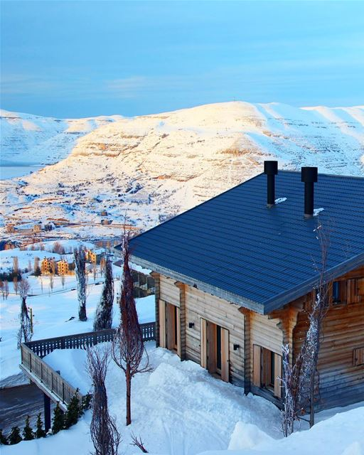 Uma experiência alpina com vista deslumbrante para a estação de esqui de... (Le Montagnou)