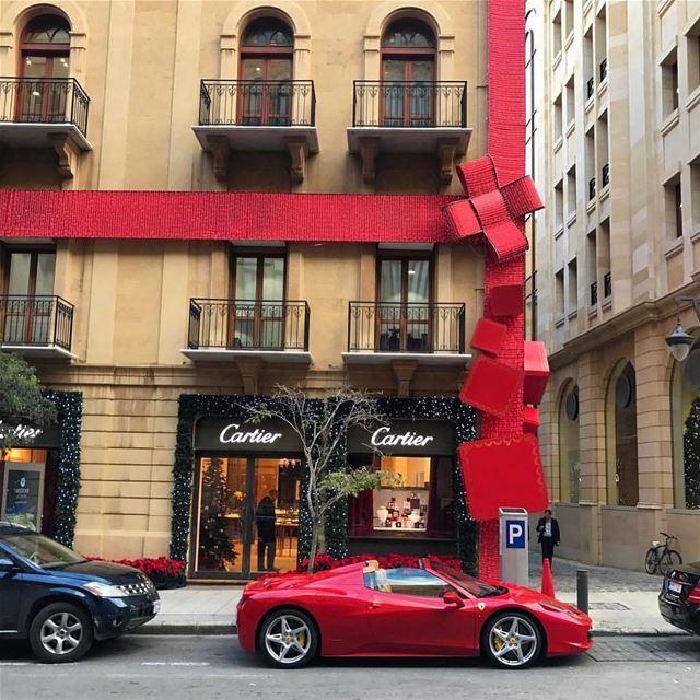Beirute, a cidade mais europeia do Oriente Médio, revela suas belas decoraç (Downtown, Beirut, Lebanon)