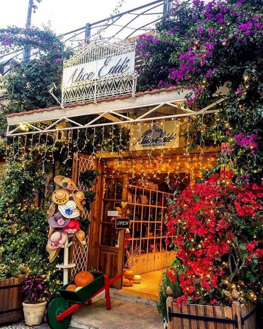 Loja conceitual Alice Eddé em Byblos, fotografada por Nerissa Succar @neris (Alice Edde)