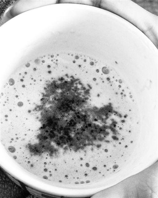 For the Love of Coffee ❤️☕️ MorningMood ... (Beirut, Lebanon)