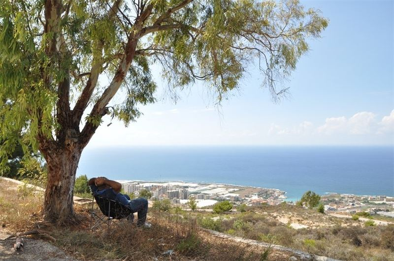 Dreaming of The coming good days.. (Adma, Lebanon)