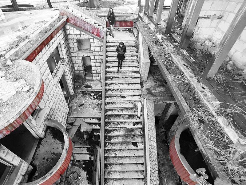 ~ Abandoned ~... Lebanon abandoned abandonedplaces ...