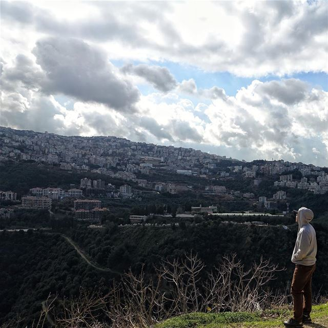 """My Lebanon is a flock of birds fluttering in the early morning as..."