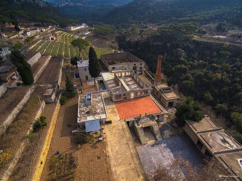 Abandoned silk factory livelovelebanon livelovebeirut ig_lebanon ...
