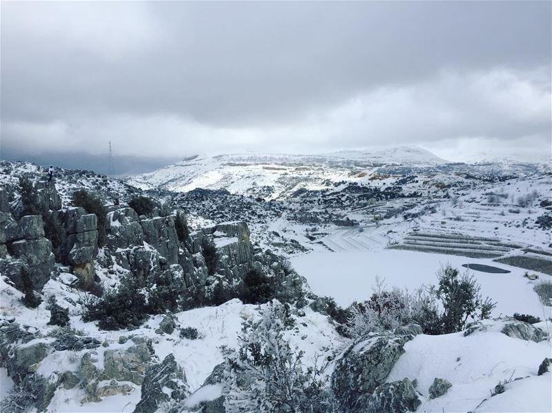 Untouched snow !... untouchedsnow welovewinter extremcold hiking ...