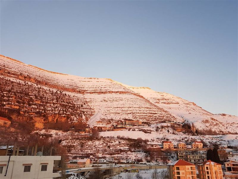 ehden EhdeniyatWinter اهدن color_of_heaven liveloveehden lebanon ...