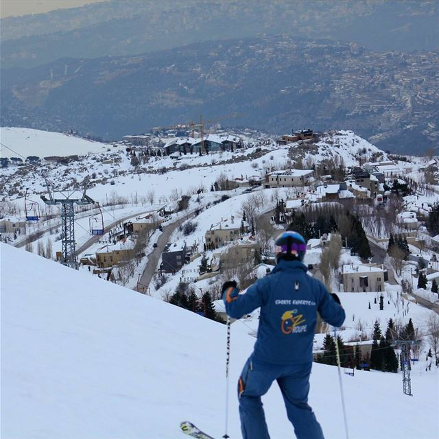Groupe Z always on the top groupez ski skichool faqra lebanon ... (Faqra Club)