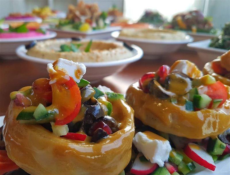 lebanesemezze lebanese food healthy healthychoices semsom ...