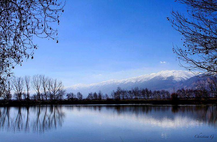 a7labaladbil3alam photo love photography camera me picoftheday ... (Taanayel Lake)