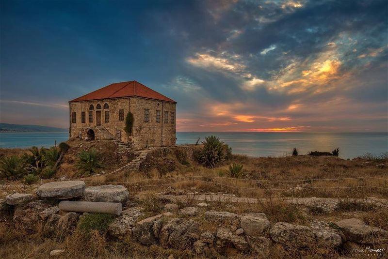 lebanon jbeil byblos sunset sea canonme 🇱🇧 lebanoninstagram ... (Byblos - Jbeil)