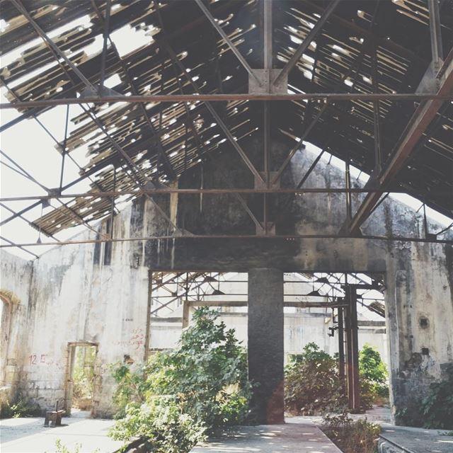 lebanon lebanon_hdr tripoli abandoned train station lebanese ...