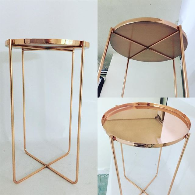 Order your   red  brass side  table   handmade  home  deco  furniture ...