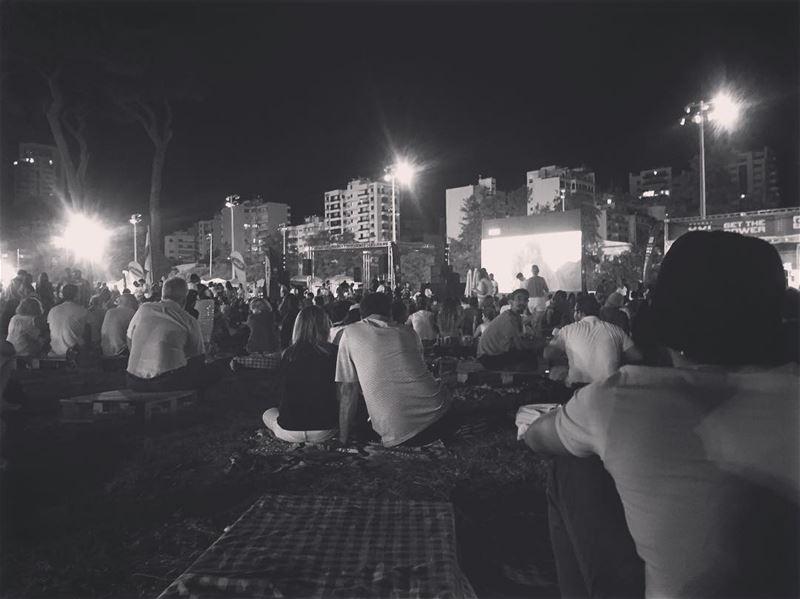 lebanon beirut citypicnic lebanese openair movie ...