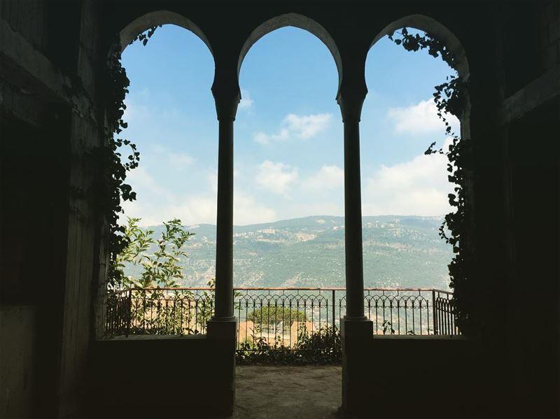 lebanon lebanese lebanonshots instalike architecture oriental ... (Salima Village)
