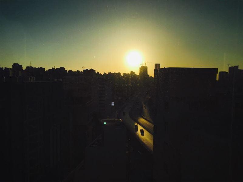 lebanon lebanese sunset beirut lebanon_hdr lebanonweekly ig ... (O Monot Luxury Boutique Hotel)