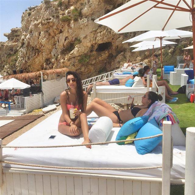 Chillin like a... (C FLOW Beach Resort)