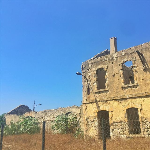 Old is... (Tripoli, Lebanon)