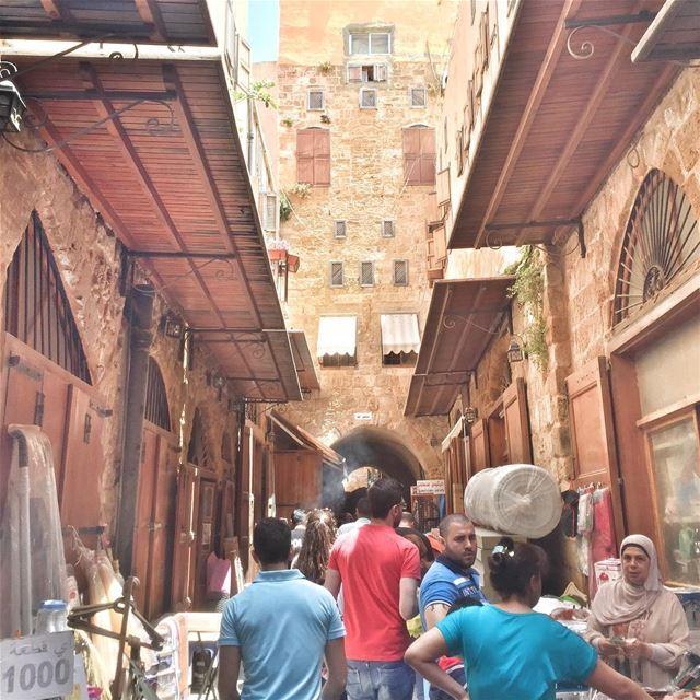 Welcome to Diagon... (Sidon, Lebanon)