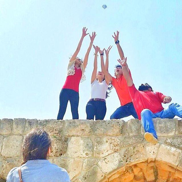 Catch it before it goesPhoto by: @eliesamarani (Saida Castle)