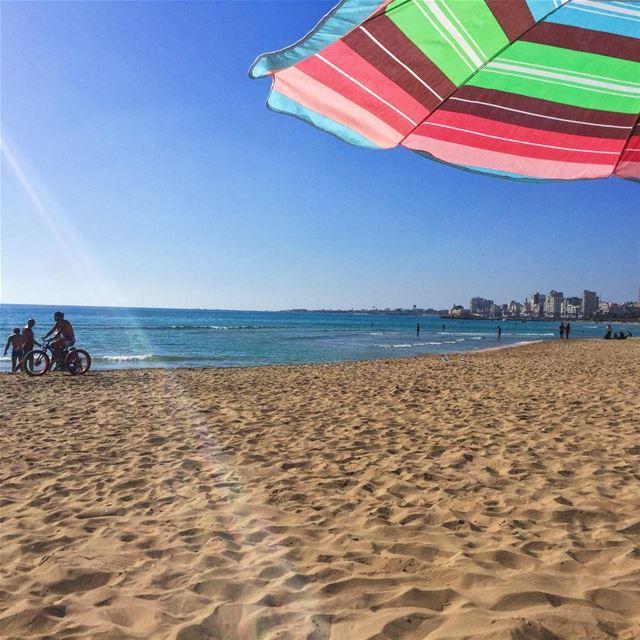 A peace of... (Tyre-Beach)