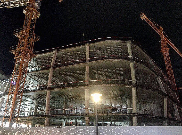 Zaha Hadid Architects - Project BeirutSouks UnderConstruction 🏗 ....... (Beirut Souks)