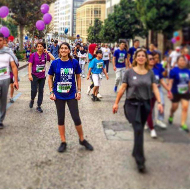 Fun Run 🏃🏽 25199 🏅7km 🏃🏽🏃🏽 funrun beirutmarathon lebanon igers ... (Beirut, Lebanon)